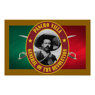 "Francisco ""Pancho"" Villa Poster"