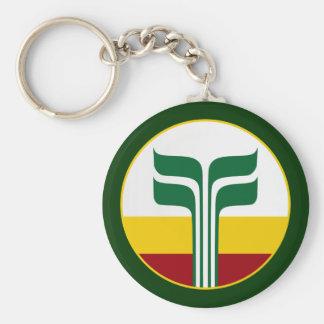Franco-Manitoban Keychain