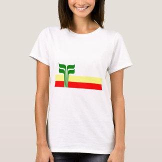 Franco Manitobans Flag T-Shirt