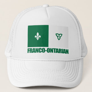 Franco-Ontarian Trucker Hat