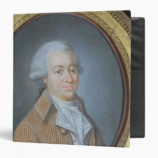 Francois Buzot  1792 3 Ring Binder