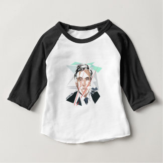 Francois Fillon before Pénélope Spoils Baby T-Shirt