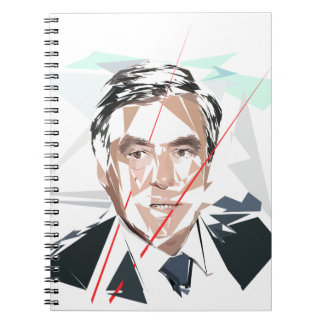 Francois Fillon before Pénélope Spoils Notebooks