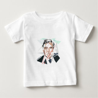 Francois Fillon before pénéloppe spoils Baby T-Shirt