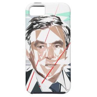 Francois Fillon before pénéloppe spoils iPhone 5 Cases