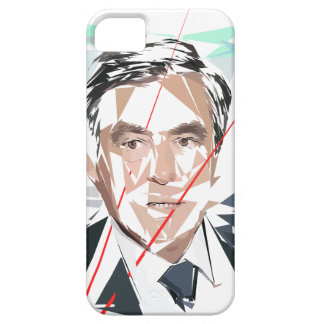 Francois Fillon before pénéloppe spoils iPhone 5 Covers