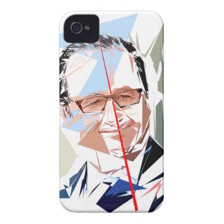 François Hollande Case-Mate iPhone 4 Cases