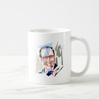 François Hollande Coffee Mug
