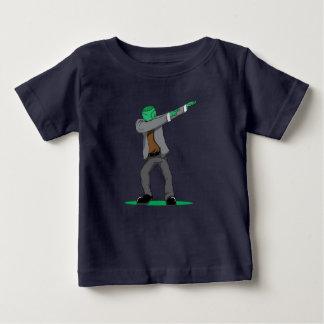 frank Dabbing Funny Halloween Dab Dance Baby T-Shirt