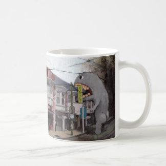 Frank Eats at the Baltimore Deli - Mug
