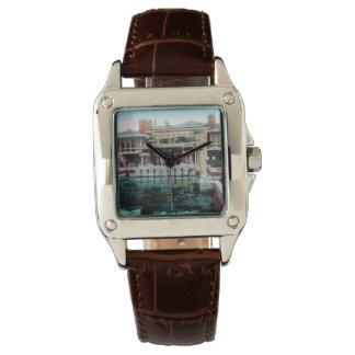Frank Lloyd Wright Imperial Hotel Japan Vintage Wrist Watches