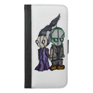 Frank-n-Bride iPhone 6/6s Plus Wallet Case