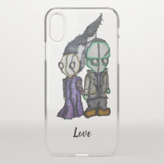 Frank-n-Bride iPhone X Case