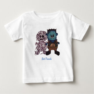 Frank-n-Pal Baby T-Shirt