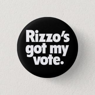 Frank Rizzo 1968 Campaign Button