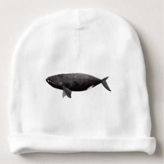 Frank whale of Atlantic Baby Beanie