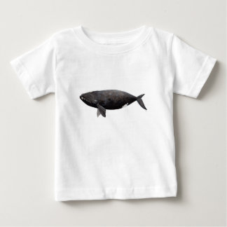Frank whale of Atlantic Baby T-Shirt