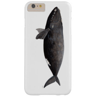 Frank whale of Atlantic Barely There iPhone 6 Plus Case