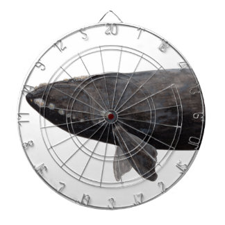 Frank whale of Atlantic Dartboard