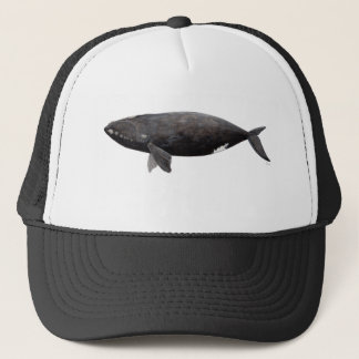 Frank whale of Atlantic Trucker Hat