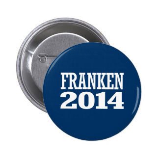 FRANKEN 2014 PIN