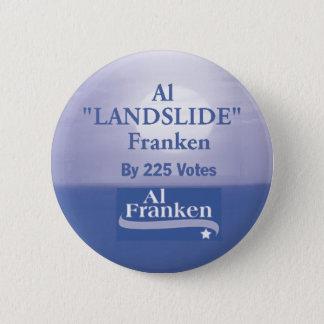 Franken LANDSLIDE Button