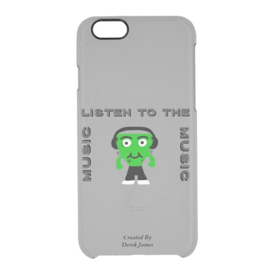 FrankenCheese Custom iPhone 6/6s Case
