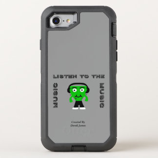 FrankenCheese Listen To The Music Apple iPhone 7
