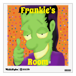 Frankencool Wall Decal