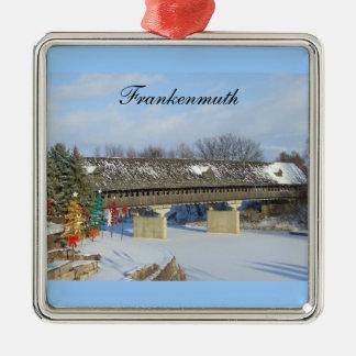 Frankenmuth Michigan Christmas Ornament