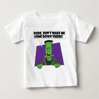FRANKENSTEIN anger Baby T-Shirt