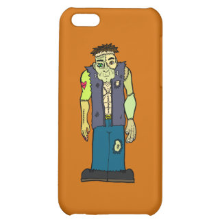 Frankenstein - Book of Monsters - Halloween iPhone 5C Covers