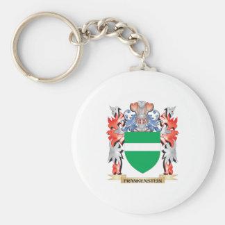 Frankenstein Coat of Arms - Family Crest Keychain