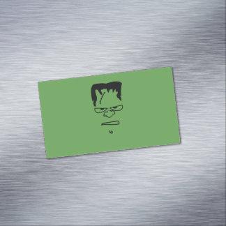 Frankenstein Magnetic Business Cards