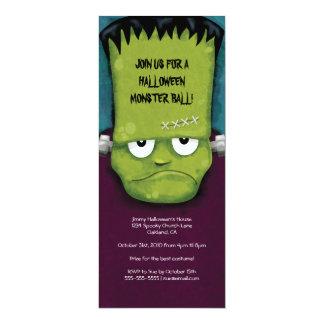 Frankenstein Monster Ball | Halloween Party Invita Invitation
