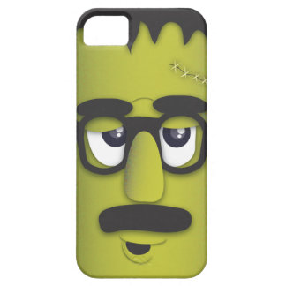 Frankenstein Monster in Disguise Funny Mustache Case For The iPhone 5