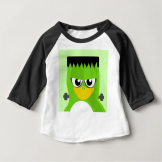 Frankenstein Penguin Baby T-Shirt