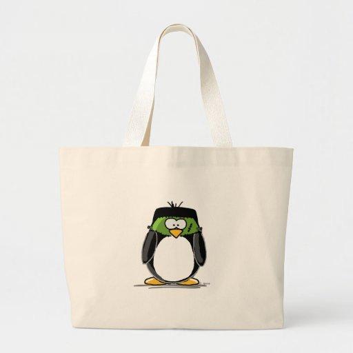 Frankenstein Penguin Bags