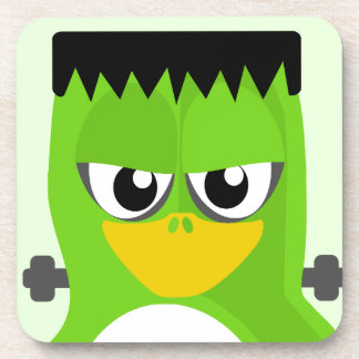 Frankenstein Penguin Coaster