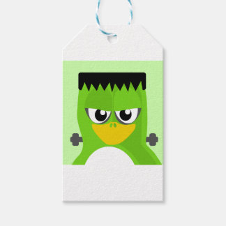 Frankenstein Penguin Gift Tags