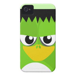Frankenstein Penguin iPhone 4 Cases