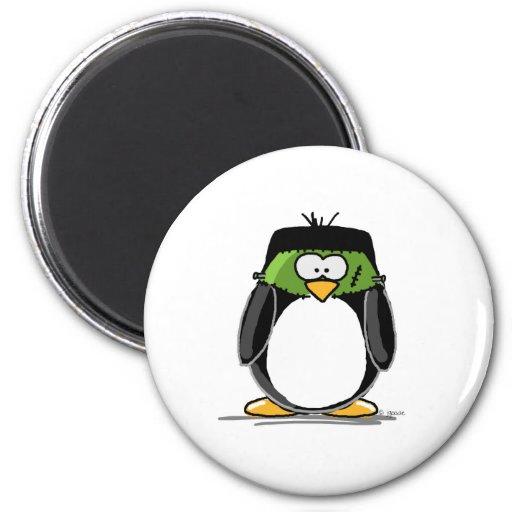 Frankenstein Penguin Refrigerator Magnet