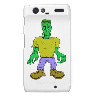 Frankenstein s Monster Motorola Droid RAZR Cases