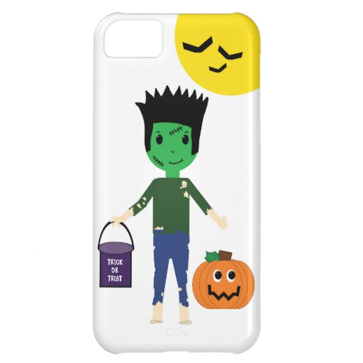 Frankenstein Trick or Treating iPhone 5C iPhone 5C Cover