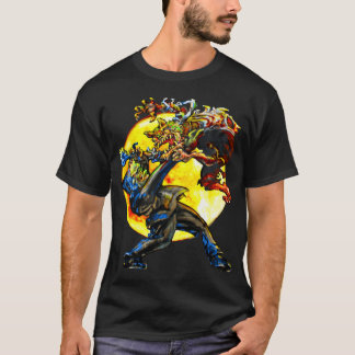 Frankenstein vs. the Wolfman T-Shirt