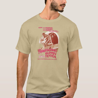 Frankenstein's Bloody Terror T-Shirt