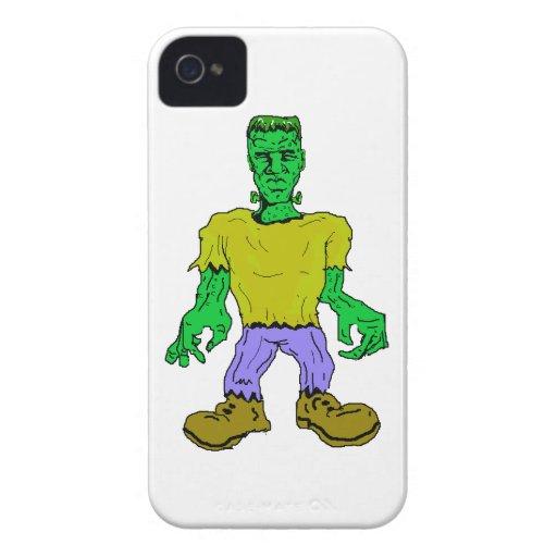Frankenstein's Monster iPhone 4 Covers