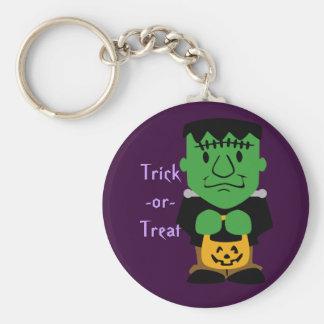 Frankenstein's Monster Keychain