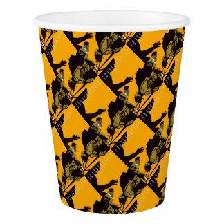 frankenstien paper cup