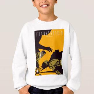 frankenstien sweatshirt